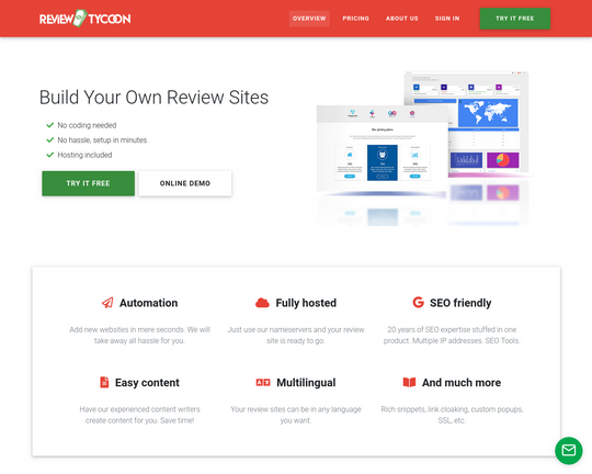 Reviewtycoon